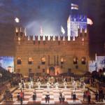 Partita a scacchi di sera
